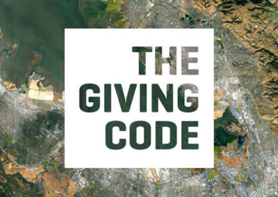 The Giving Code: Silicon Valley Nonprofits & Philanthropy
